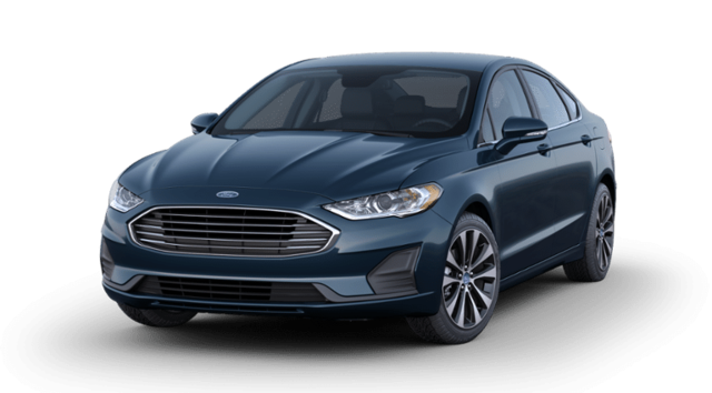 New 2020 Ford Fusion SE Sedan Casper, WY